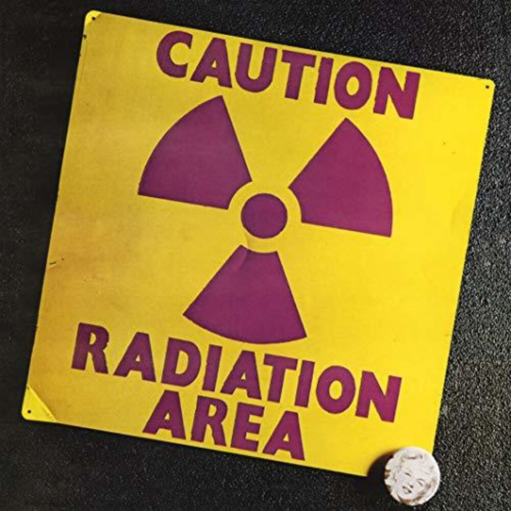 Area - Caution Radiation Area (Jmlp) [Limited Edition] (Blus) [Remastered]