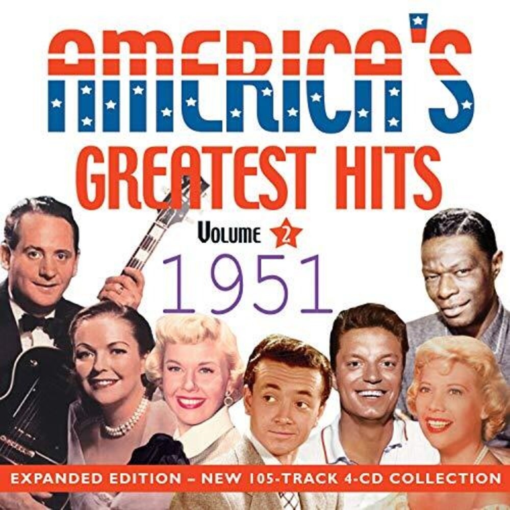 Americas Greatest Hits 1951 / Various - America's Greatest Hits 1951