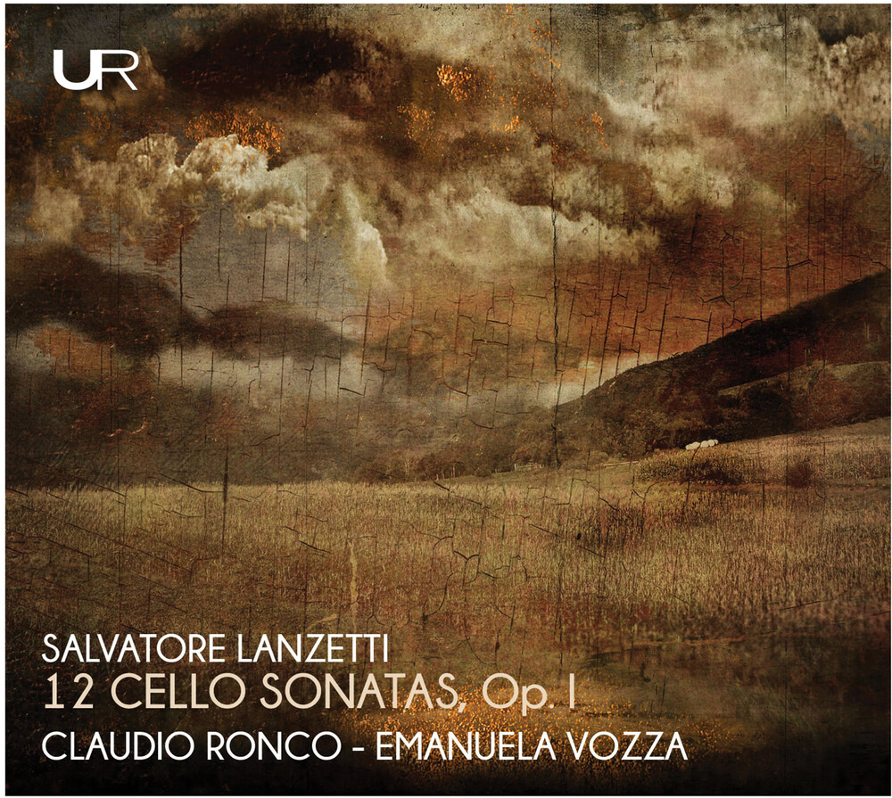 Claudio Ronco - 12 Cello Sonatas 1