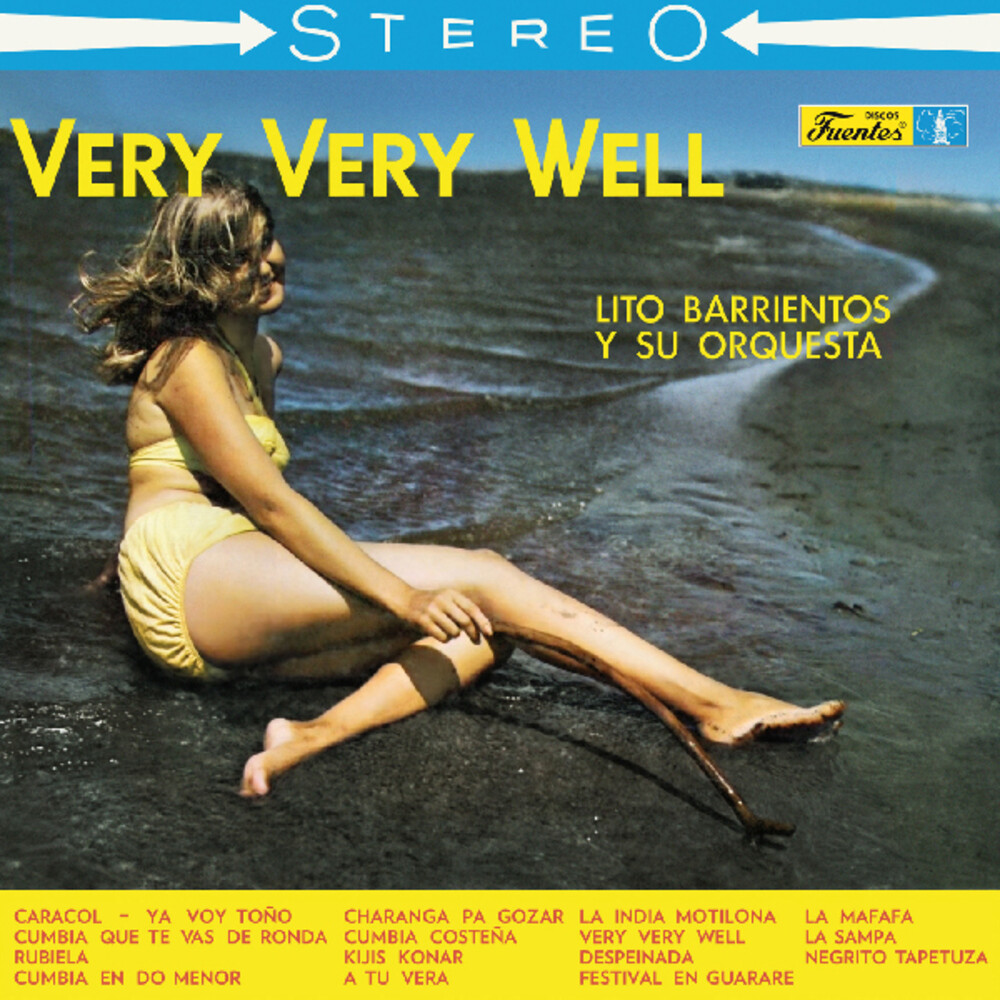 Lito Barrientos - Very Very Well