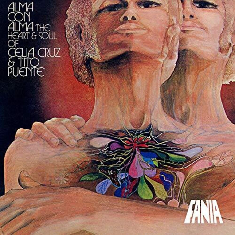 Tito Puente/Celia Cruz - Alma Con Alma [LP]