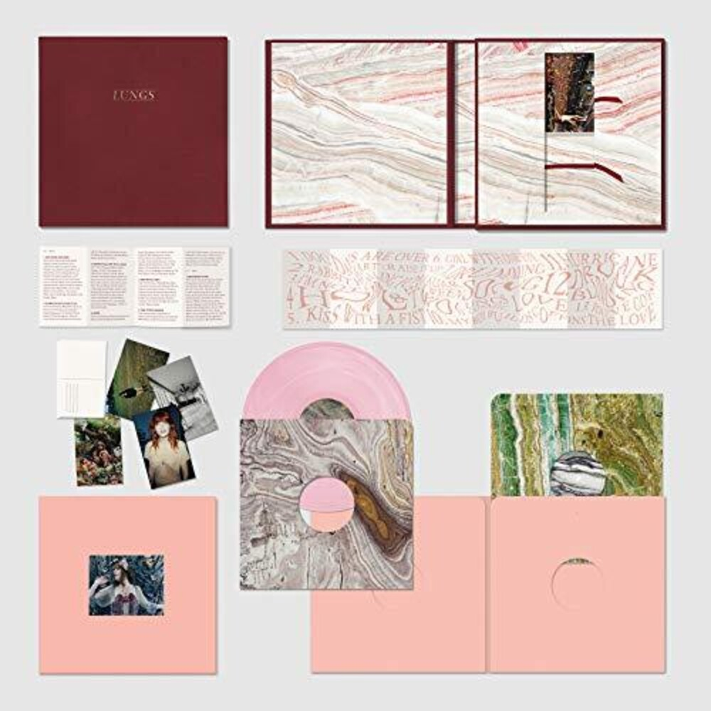 Florence + The Machine  - Lungs: 10th Anniversary Edition [Deluxe Box Set]