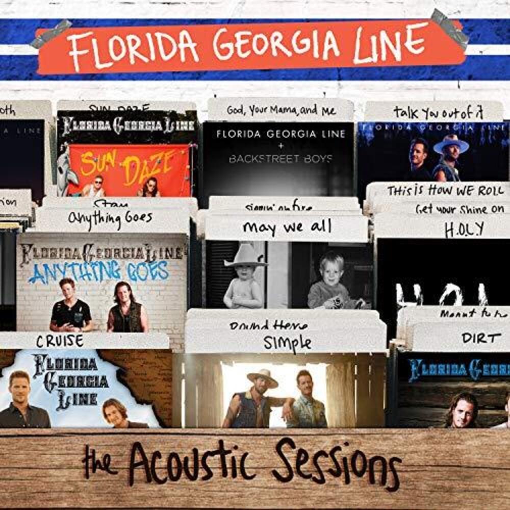 Florida Georgia Line - The Acoustic Sessions [LP]