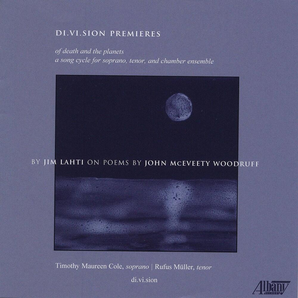 Cole / Muller - Di Vi Sion Premieres (2pk)