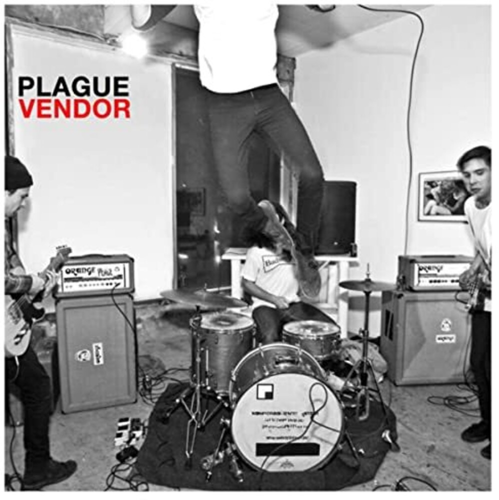 Plague Vendor - Free To Eat (Clear Red Vinyl) [Clear Vinyl] (Red)