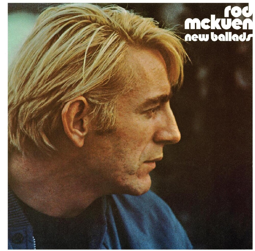 Rod Mckuen - New Ballads