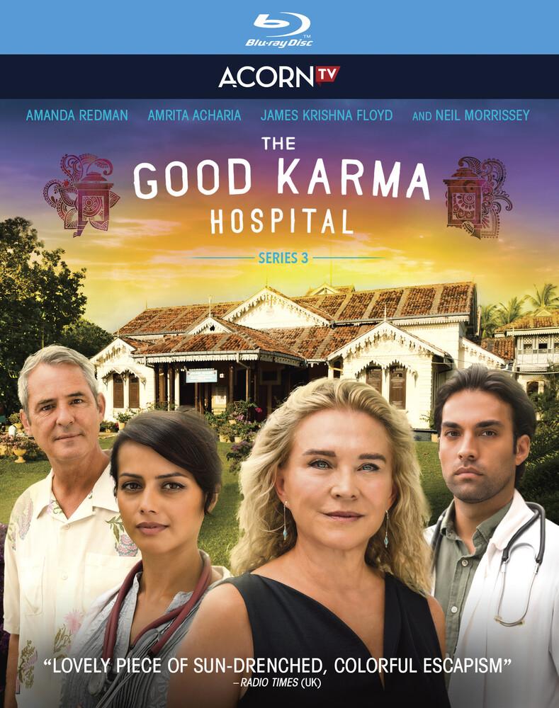 Good Karma Hospital: Series 3 - Good Karma Hospital: Series 3 (2pc)