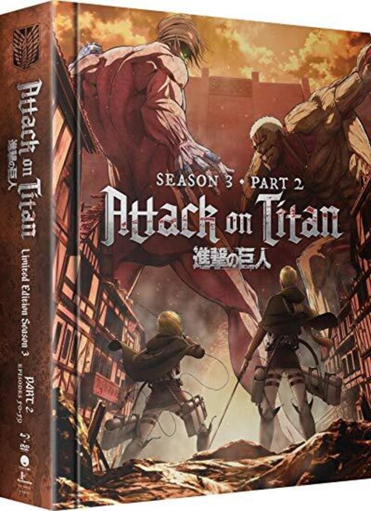Attack on Titan: Season Three - Part Two - Attack On Titan: Season Three - Part Two (4pc)