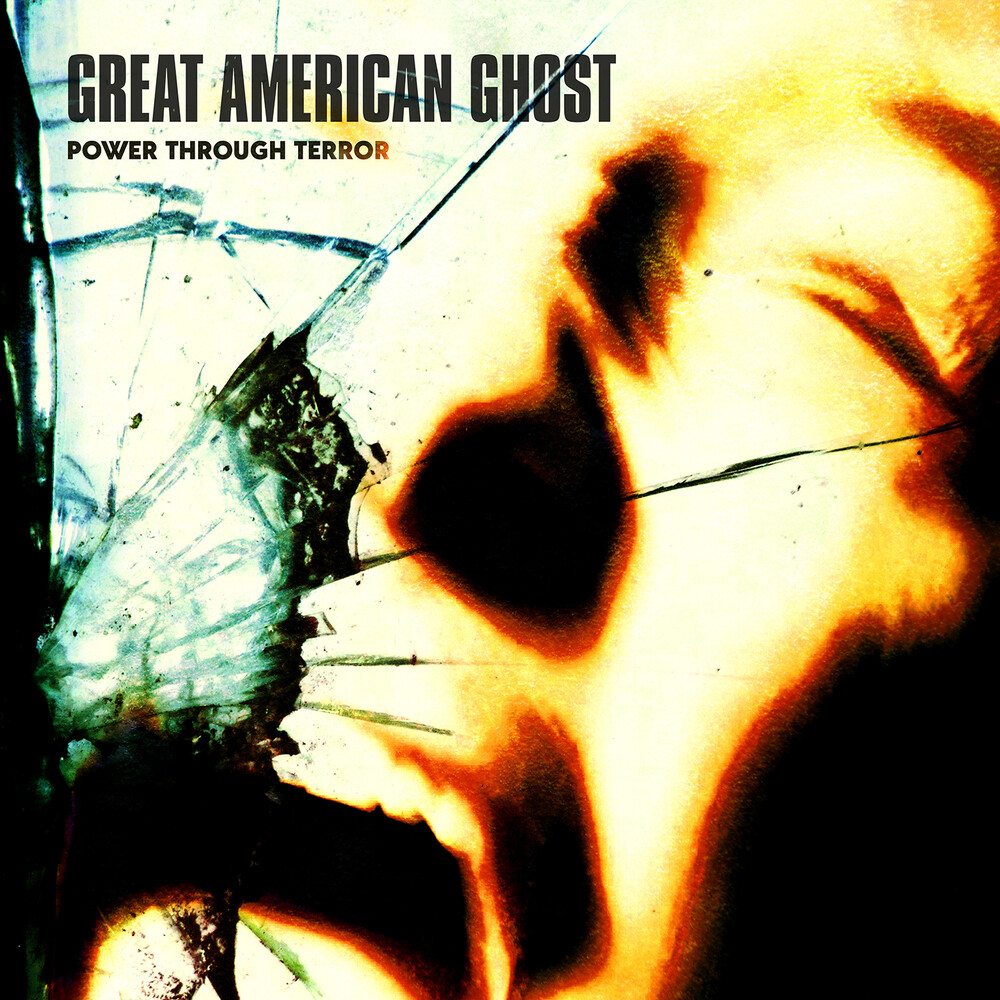 Great American Ghost - Power Through Terror [LP]