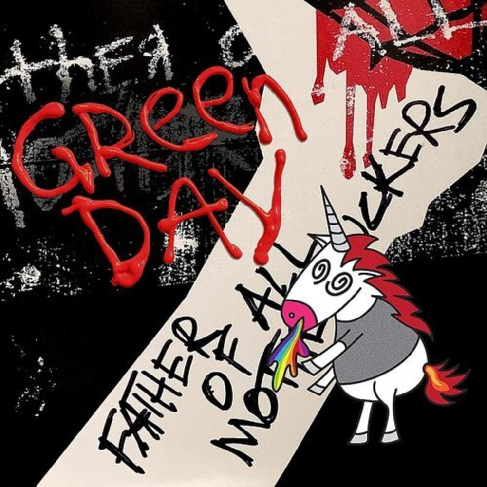 Green Day - Father of All… [Clean]