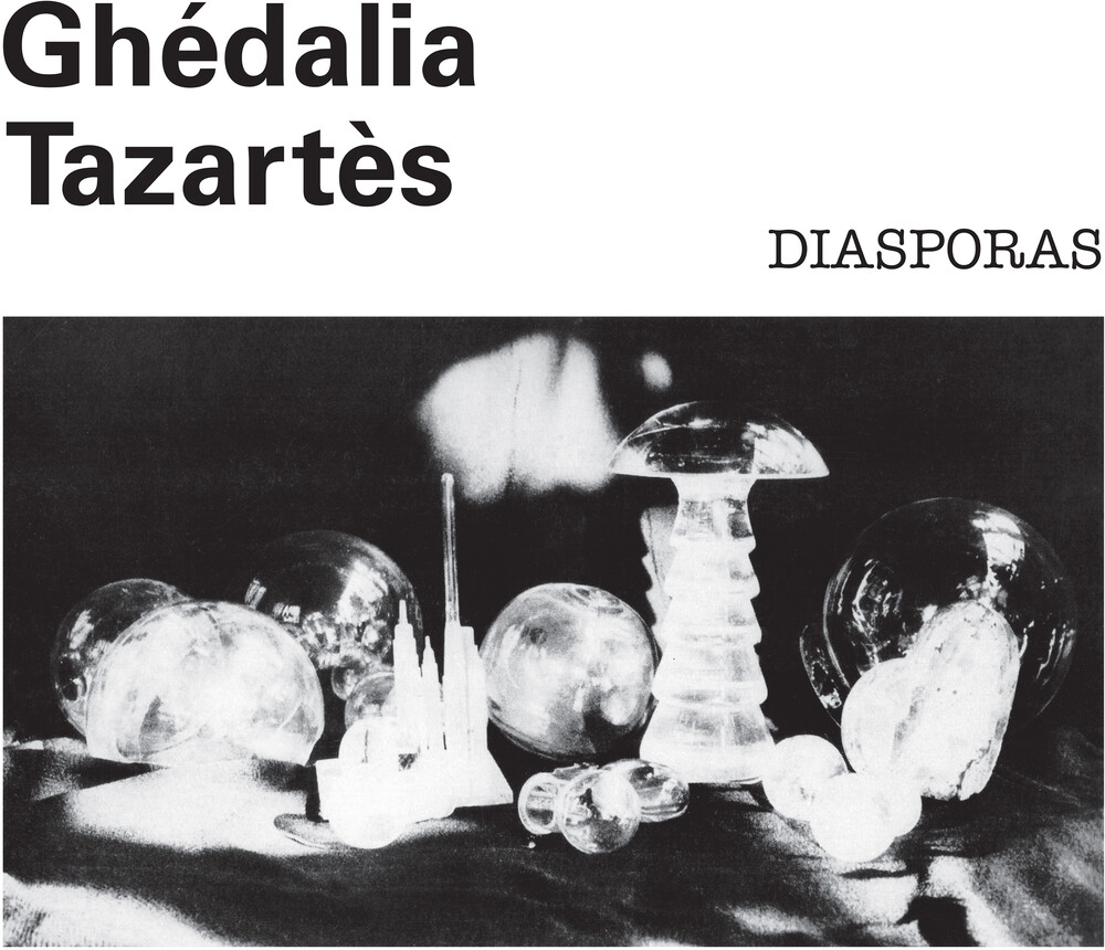 Ghédalia Tazartès - Diasporas (Wht)