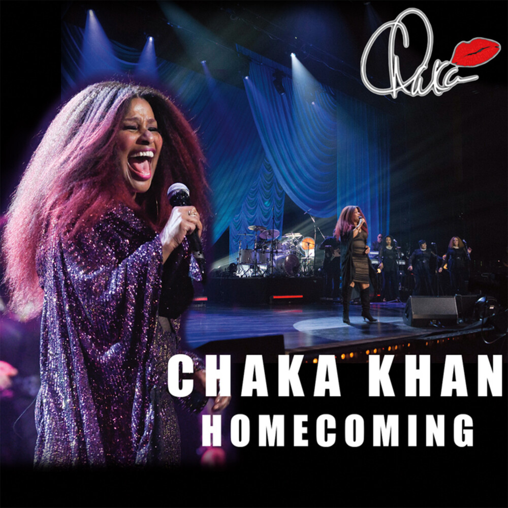 Chaka Khan - Homecoming