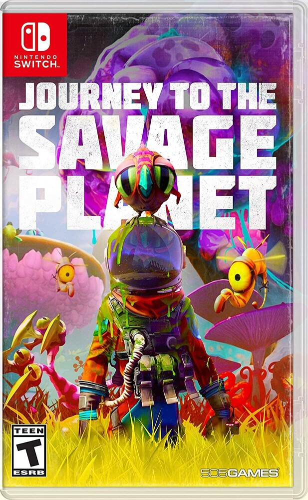 Swi Journey to Savage Planet - Journey to the Savage Planet for Nintendo Switch