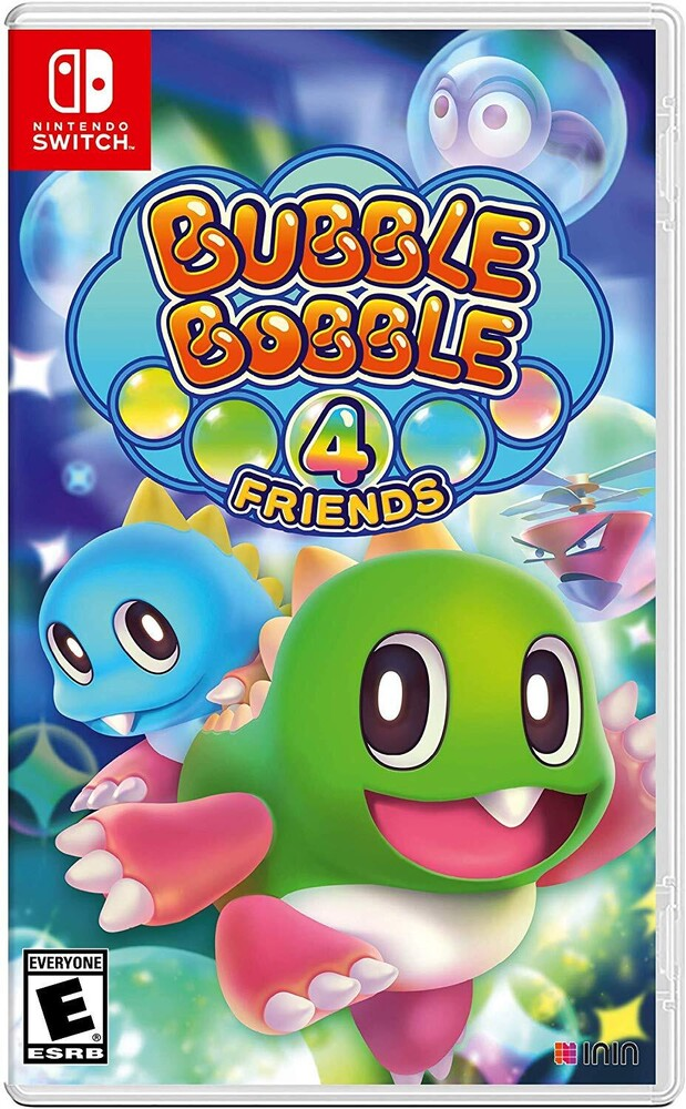 - Bubble Bobble 4 Friends