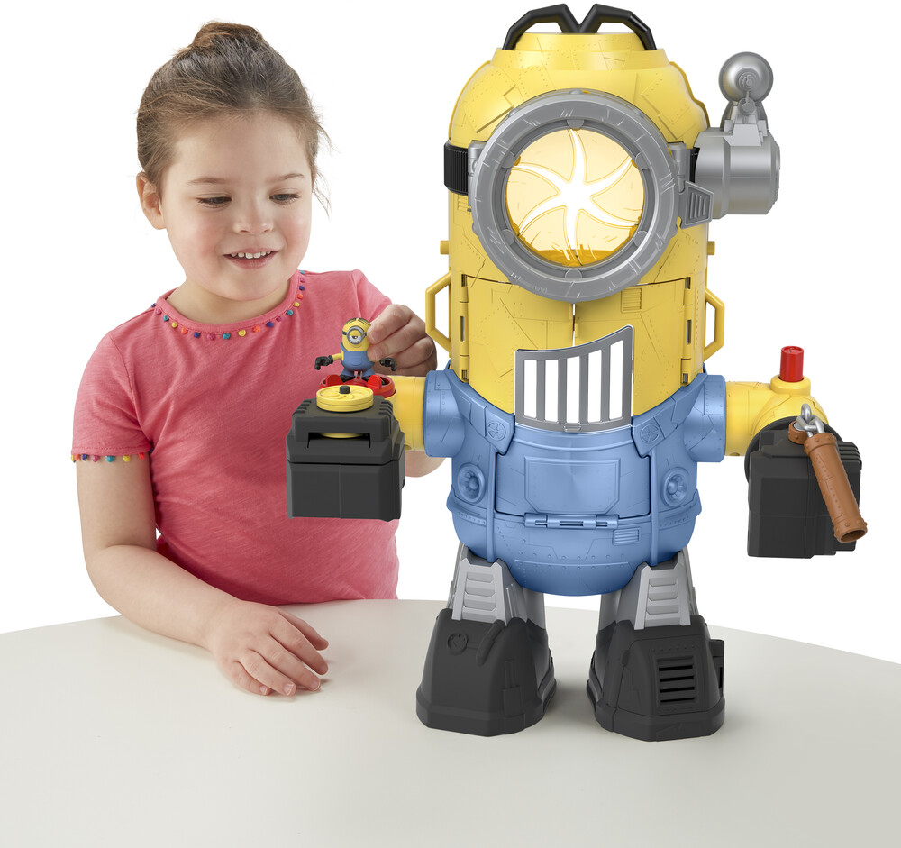 Imaginex Minions - Fisher Price - Imaginext Minions Minionbot (DreamWorks)