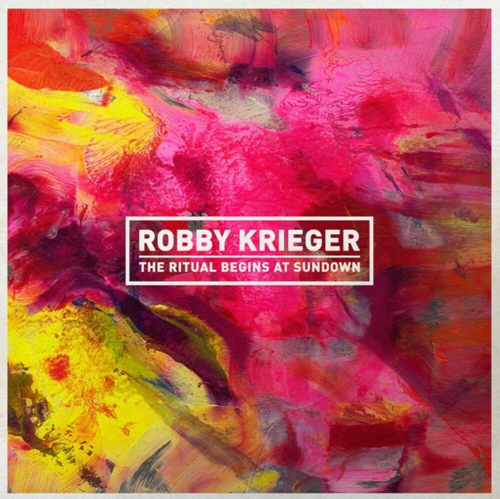 Robby Krieger - Ritual Begins At Sundown (Uk)
