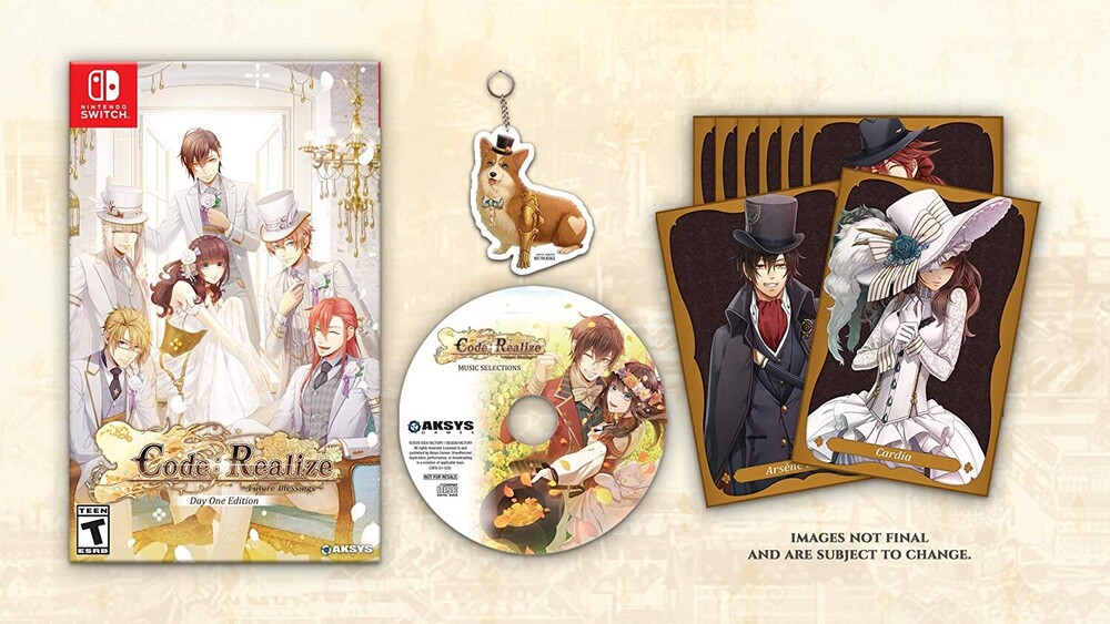 - Code: Realize Future Blessings Day One Edition