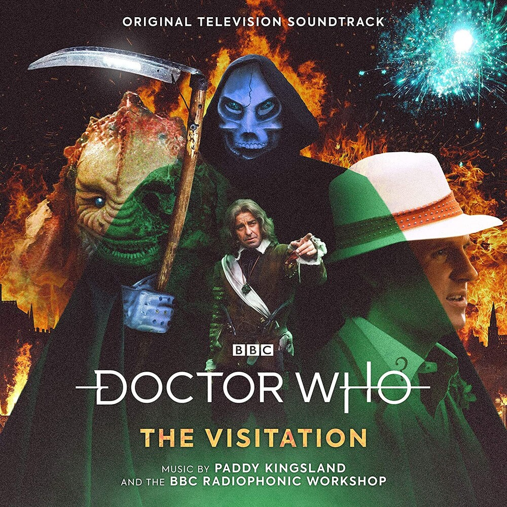 Paddy Kingsland - Doctor Who: The Visitation / O.S.T.
