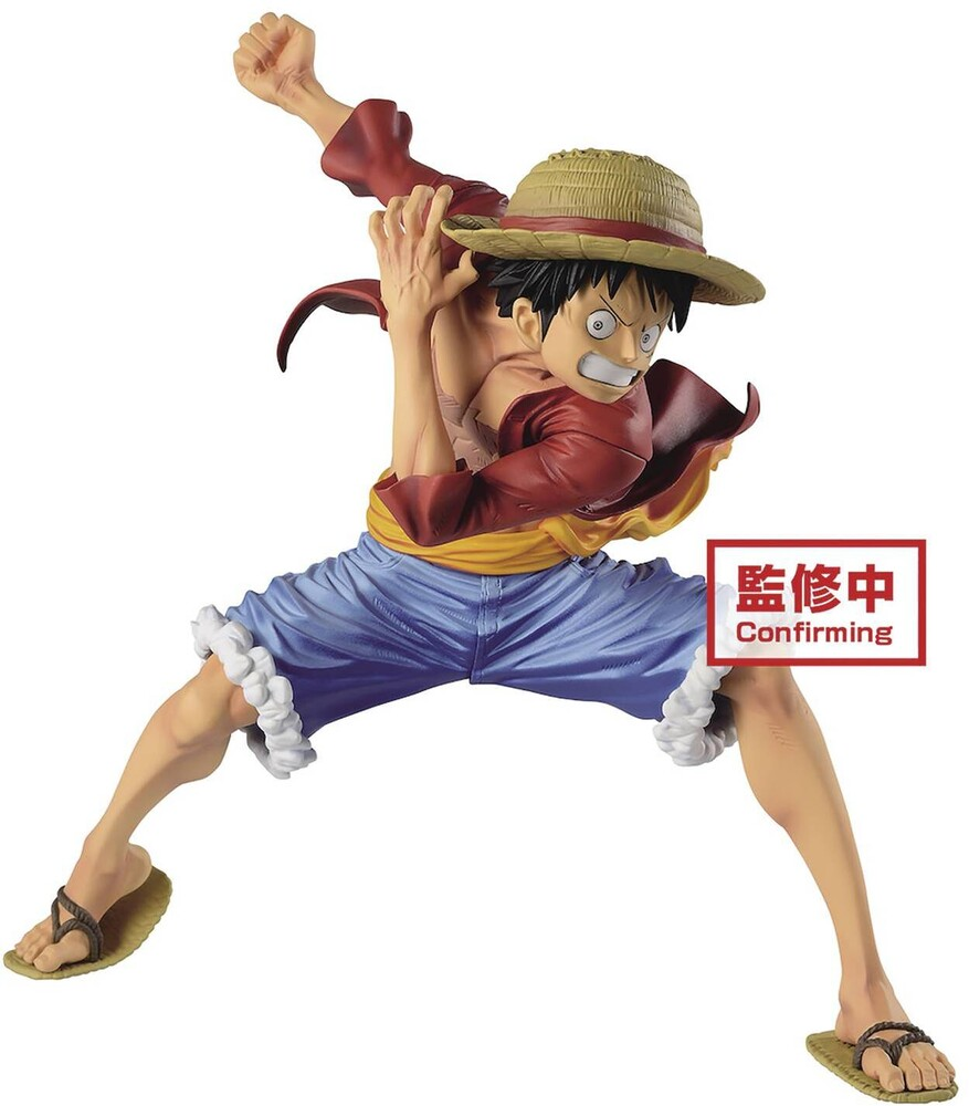 Banpresto - BanPresto - One Piece Maximatic The Monkey.D.Luffy I Figure