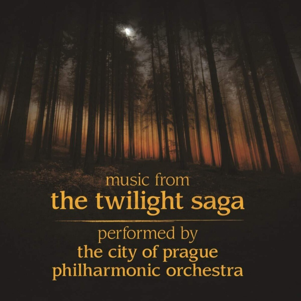 City Of Prague Philharmonic Orchestra - Music From The Twilight Movies (Uk)
