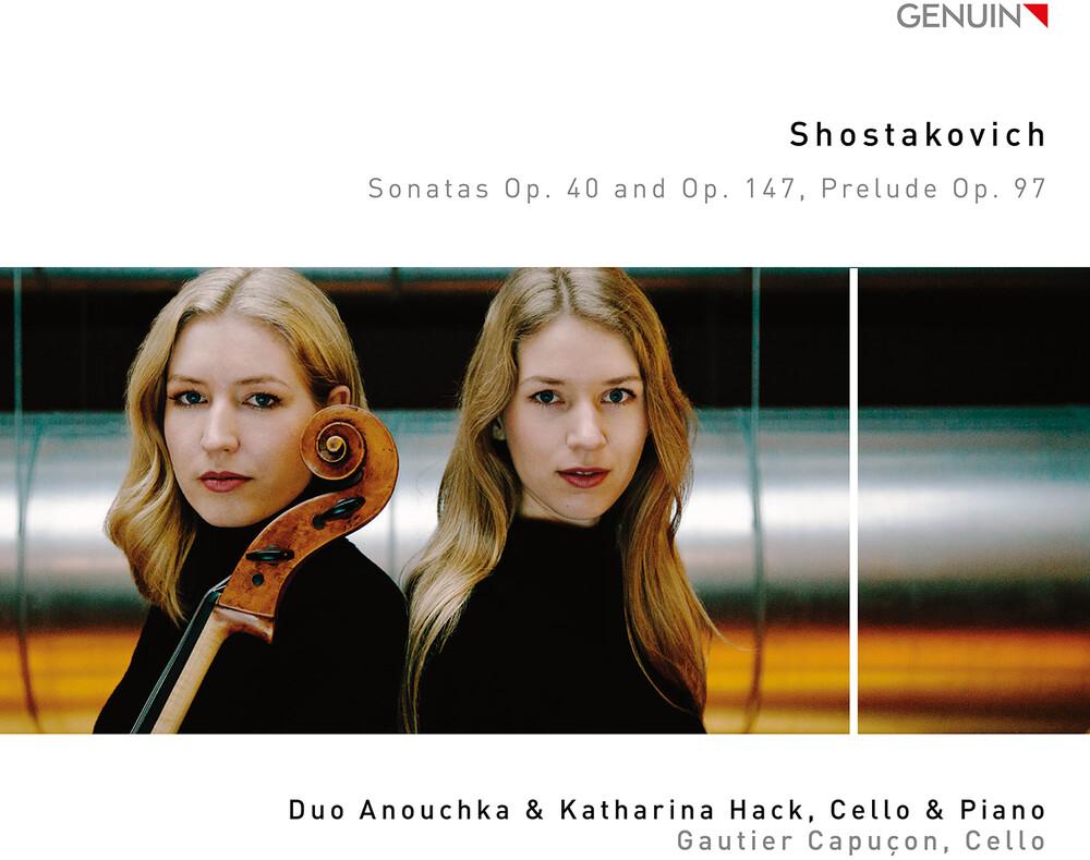 Shostakovich / Hack - Sonatas 40