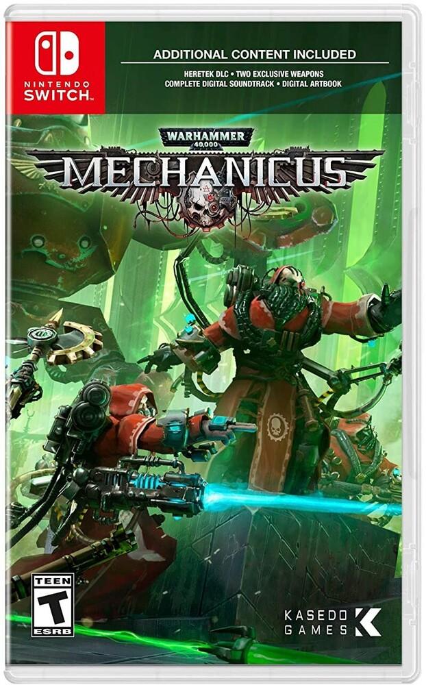 - Warhammer 40k: Mechanicus