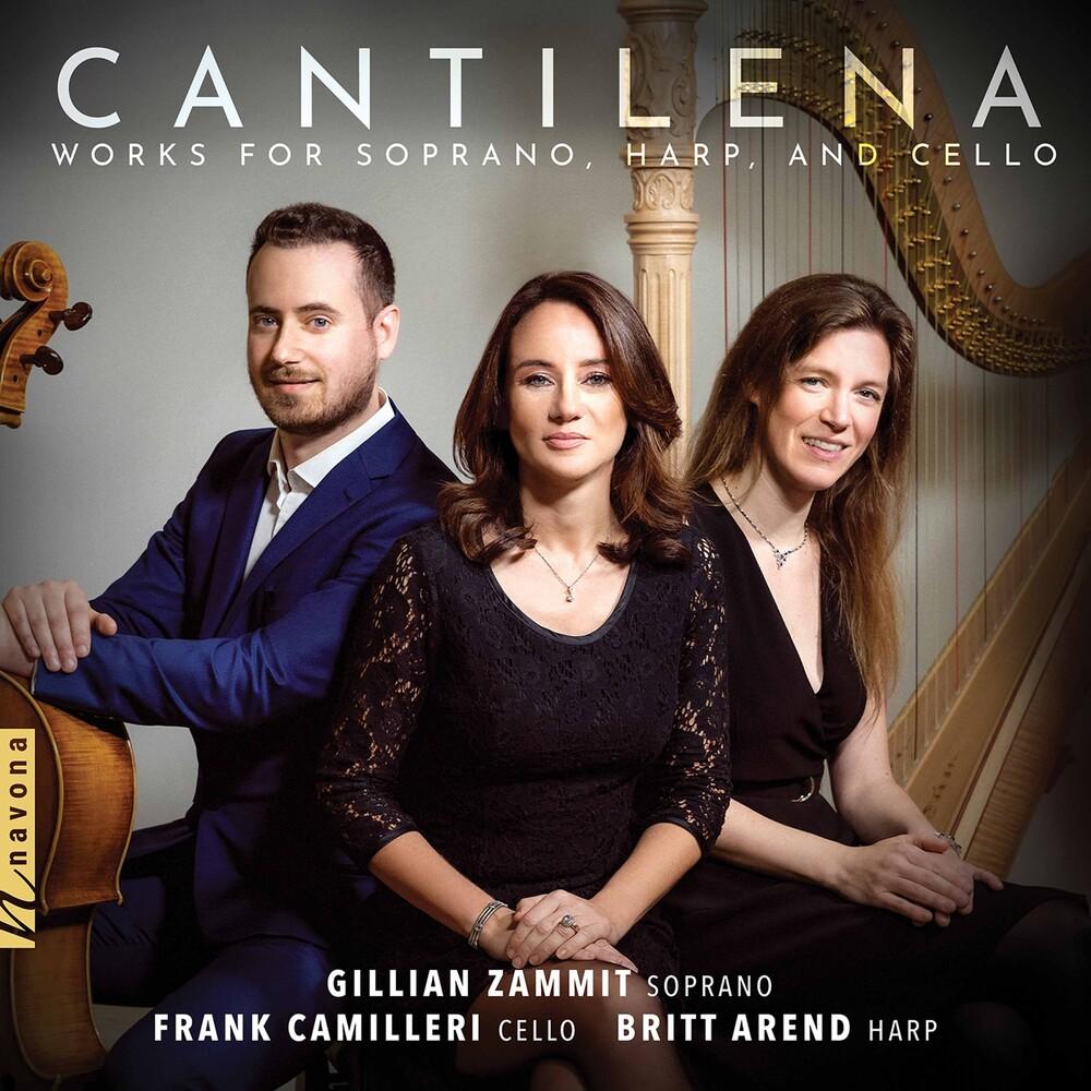 Gillian Zammit - Cantilena / Various