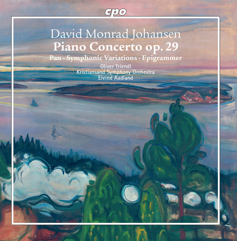 Kristiansand Symphony Orchestra - Piano Concerto 29