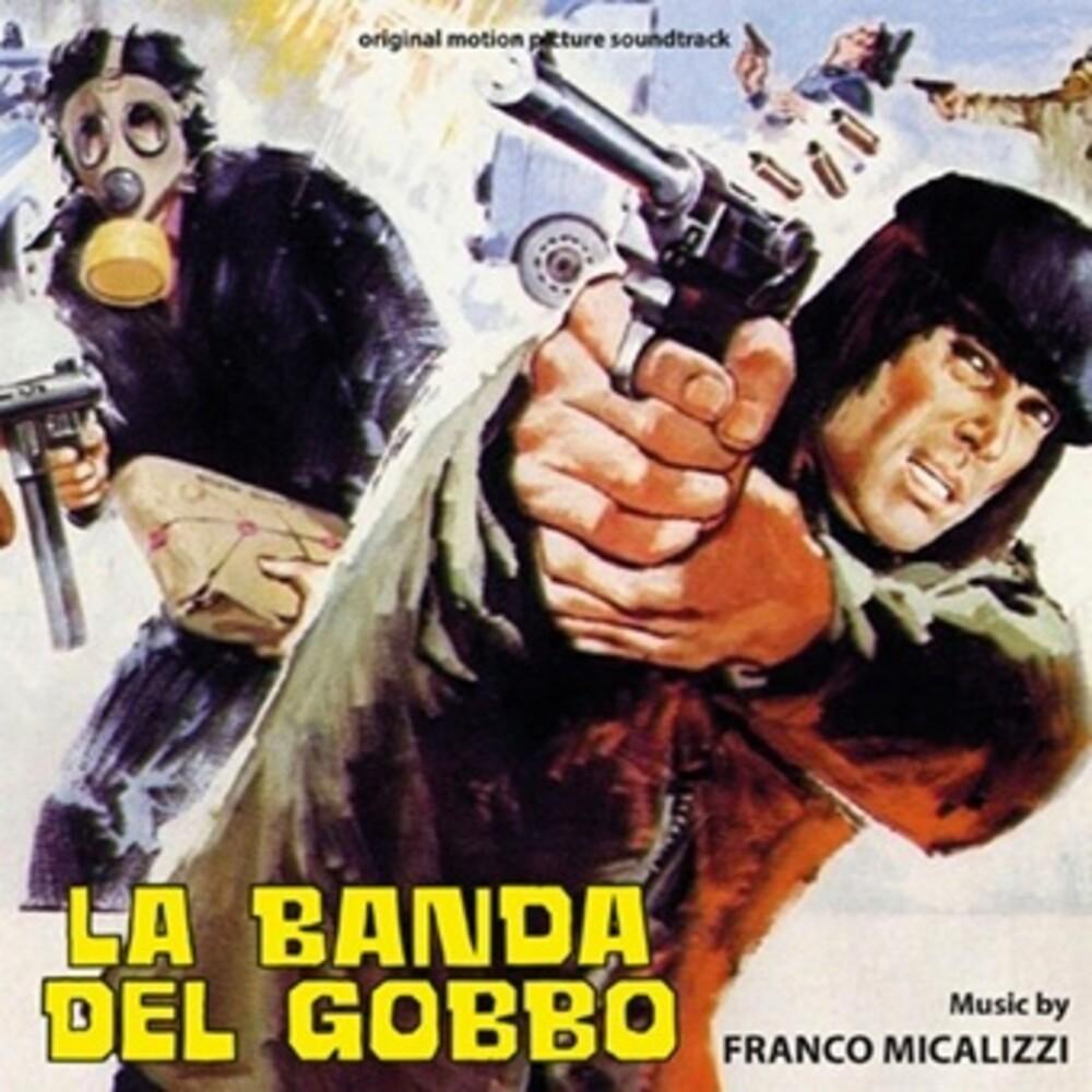 Franco Micalizzi - La Banda Del Gobbo (Original Soundtrack)