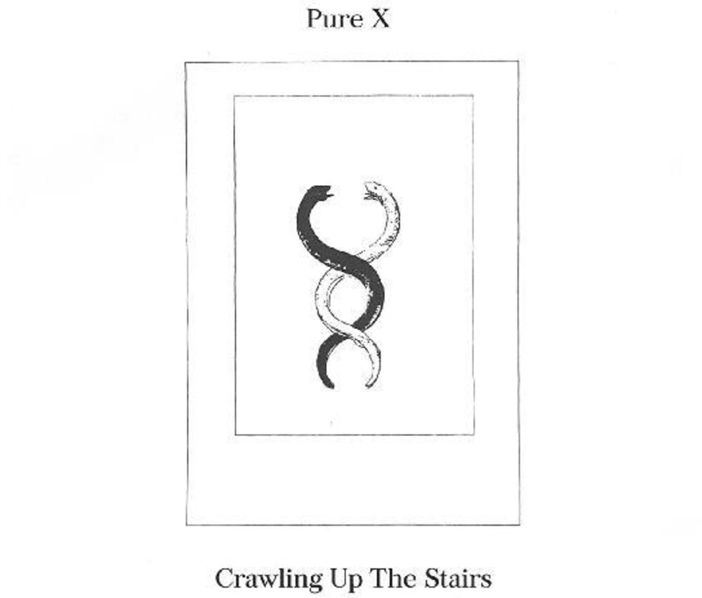 Pure X - Crawling Up The Stairs [LP]