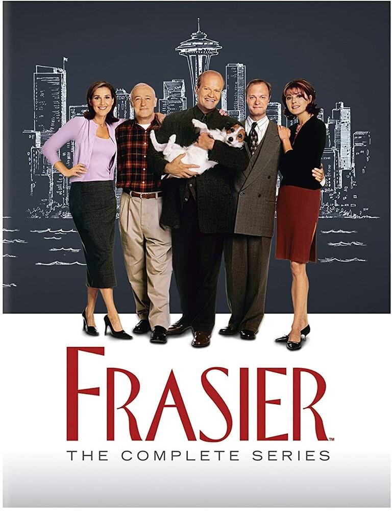 Frasier: Complete Series - Frasier: Complete Series (44pc) / (Box Full Rpkg)