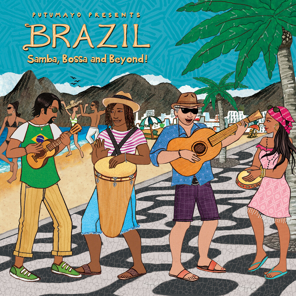 Putumayo Presents Brazil / Various - Putumayo Presents: Brazil / Various