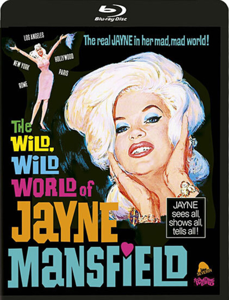 Wild Wild World of Jayne Mansfield - Wild Wild World Of Jayne Mansfield / (Can)
