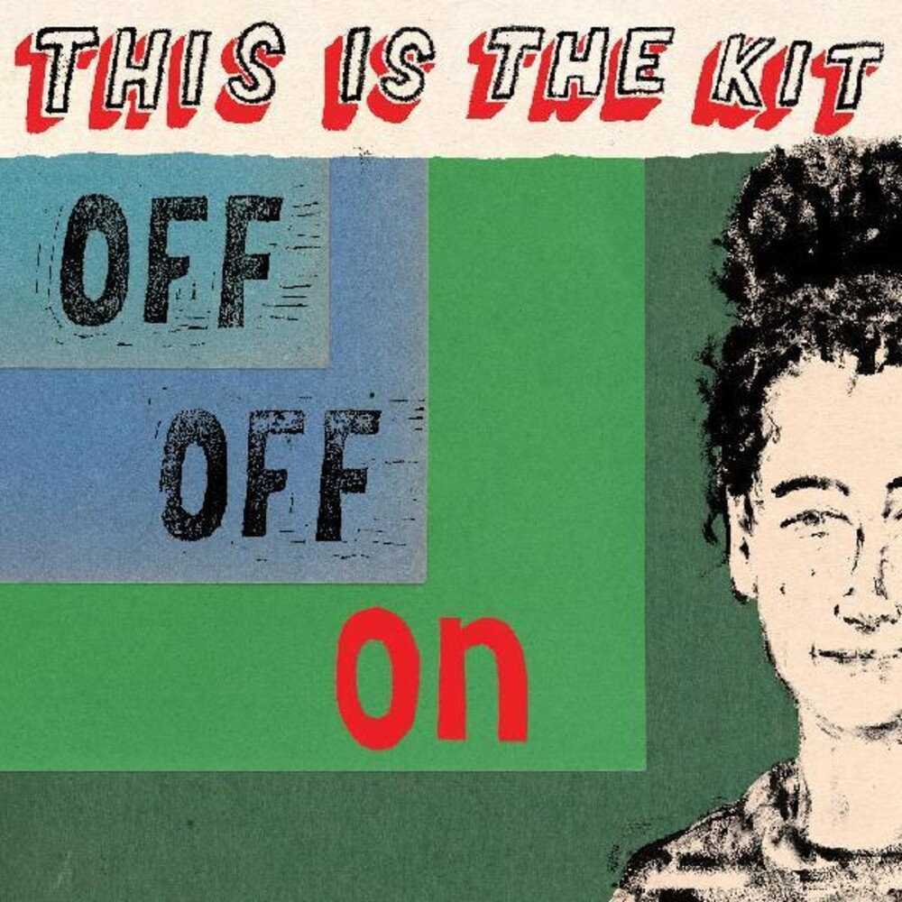 This Is The Kit - Off Off On [Red LP]