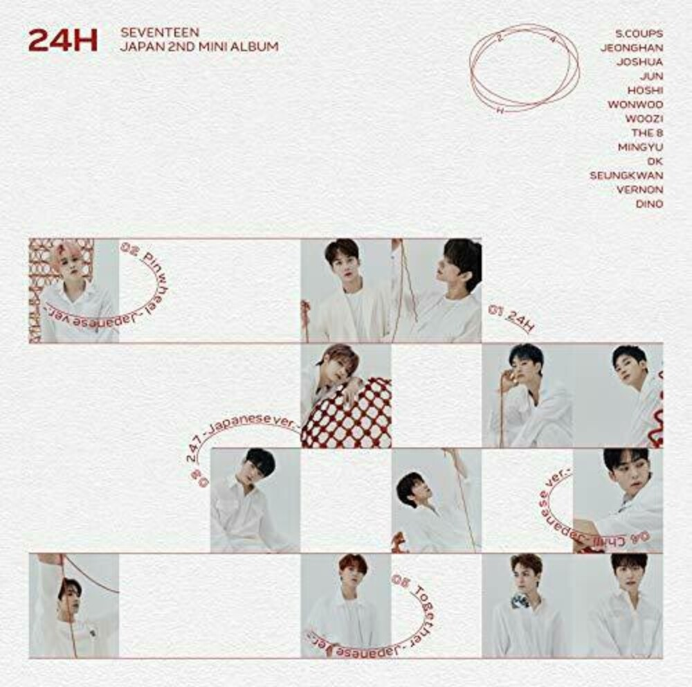 Seventeen - 24h (Jpn)