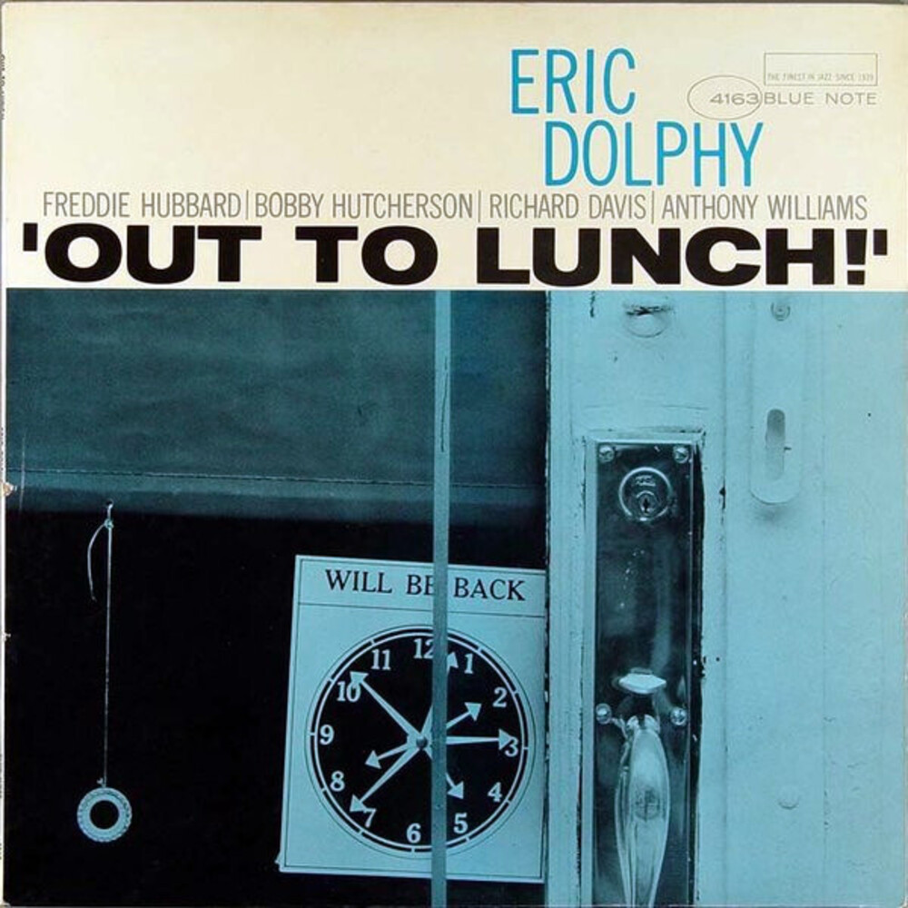 Eric Dolphy - Out To Lunch (Ltd) (24bt) (Hqcd) (Jpn)