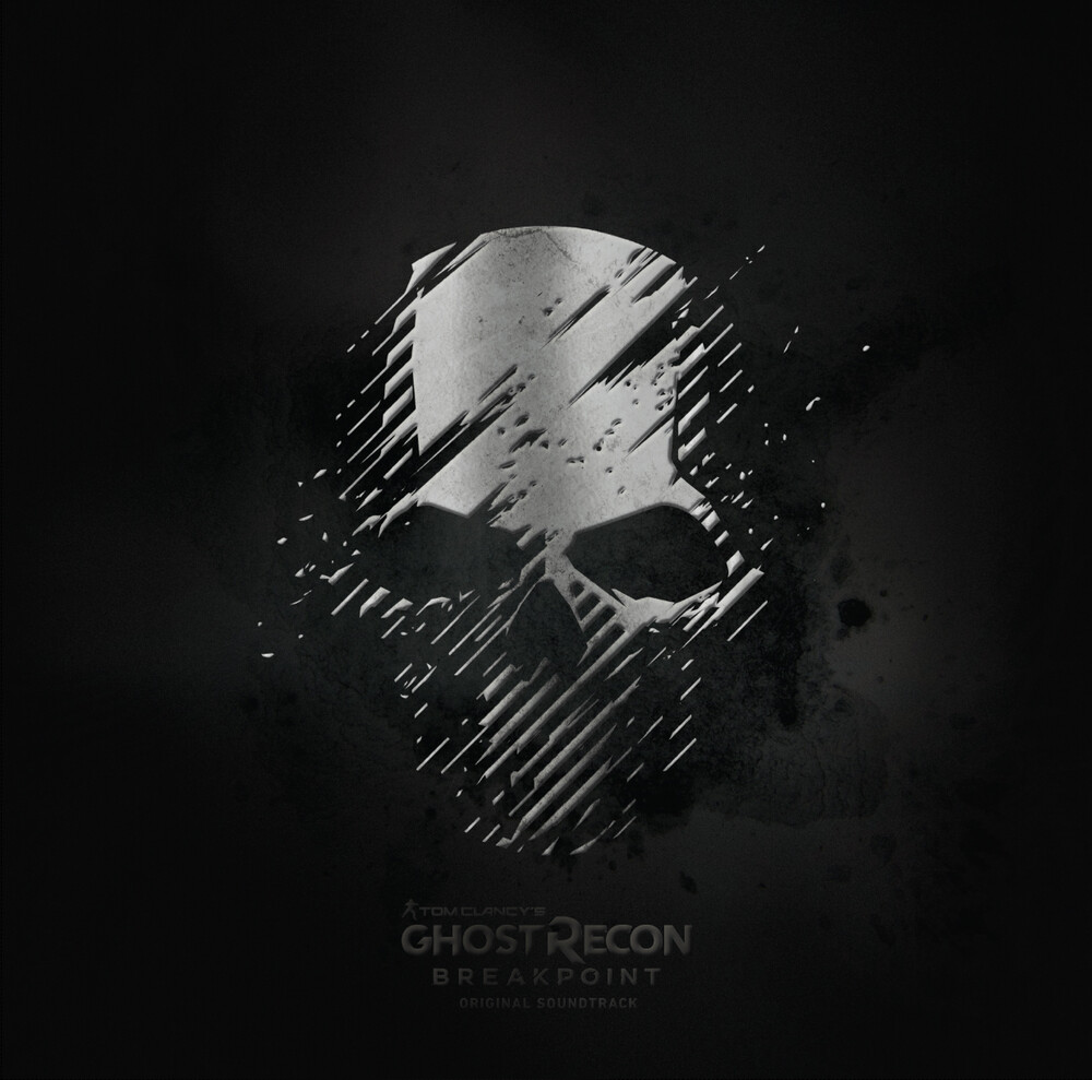 Tom Clancys Ghost Recon Breakpoint / OST Ogv - Tom Clancy's Ghost Recon Breakpoint / O.S.T. [180 Gram]