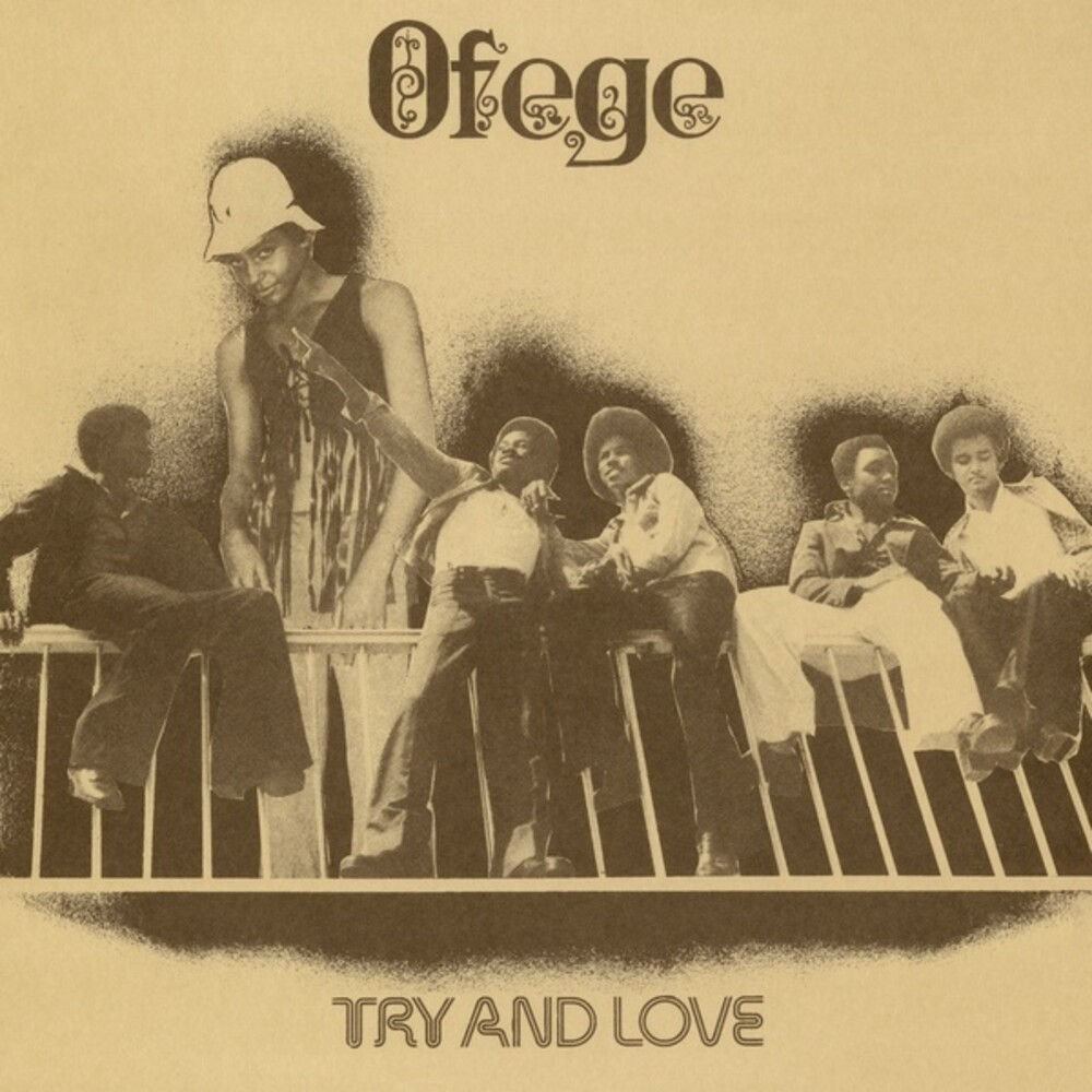 Ofege - Try & Love