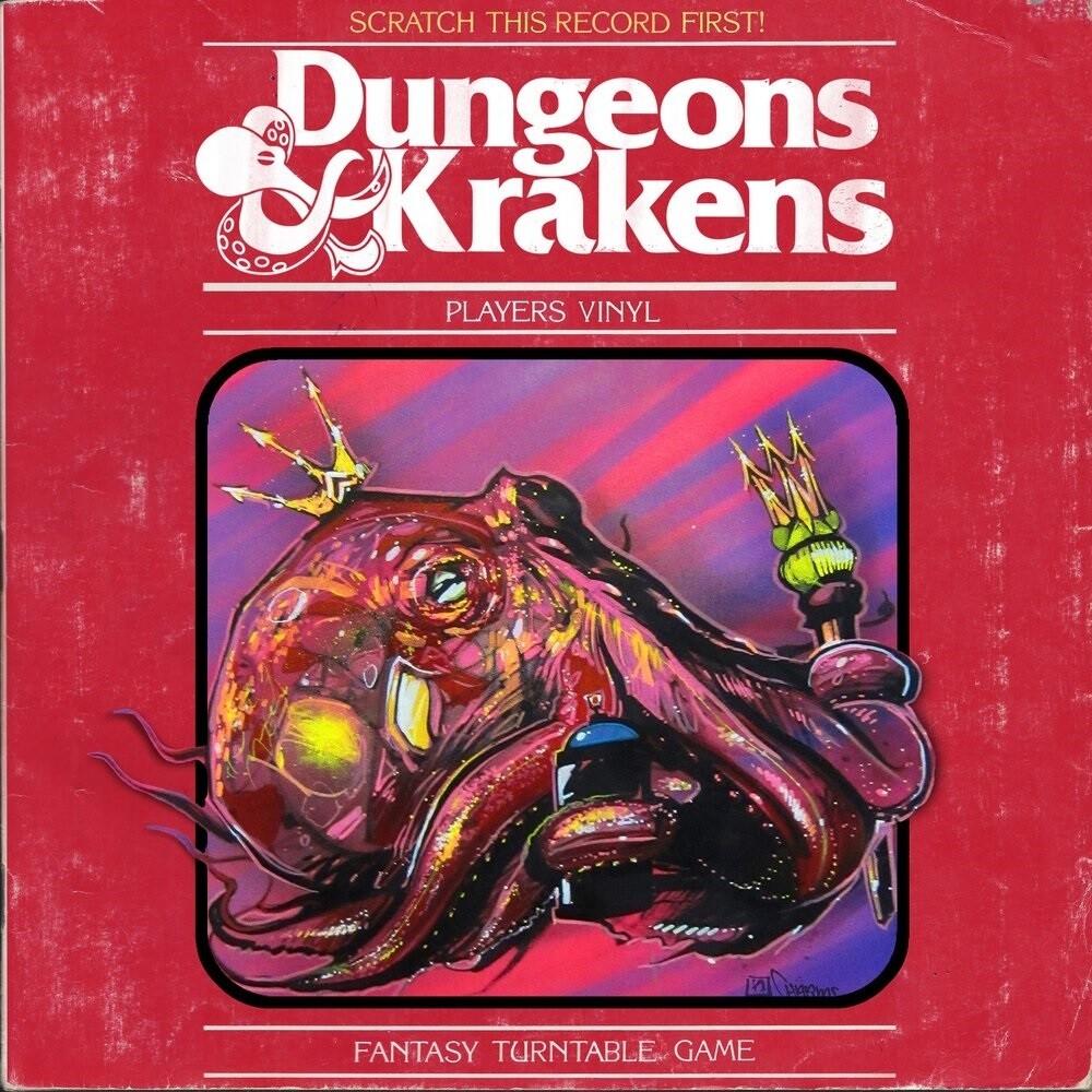 Dj Because / Dj Efechto - Dungeons & Krakens