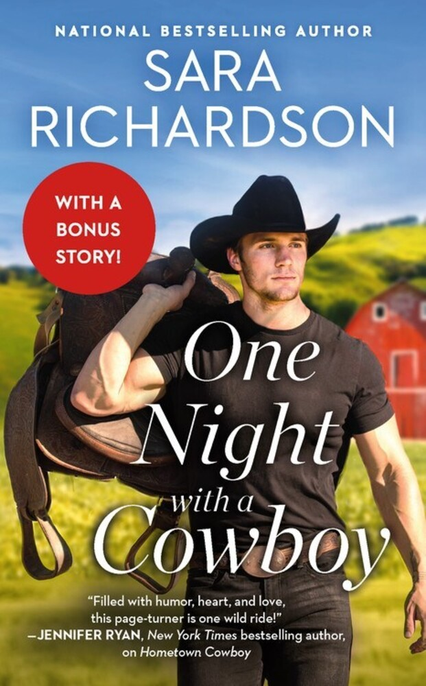 - One Night with a Cowboy: A Silverado Lake Novel