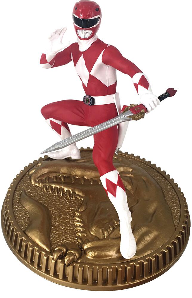 Pcs Collectibles - PCS Collectibles - Power Rangers Red Ranger 1:8 Scale PVC Statue