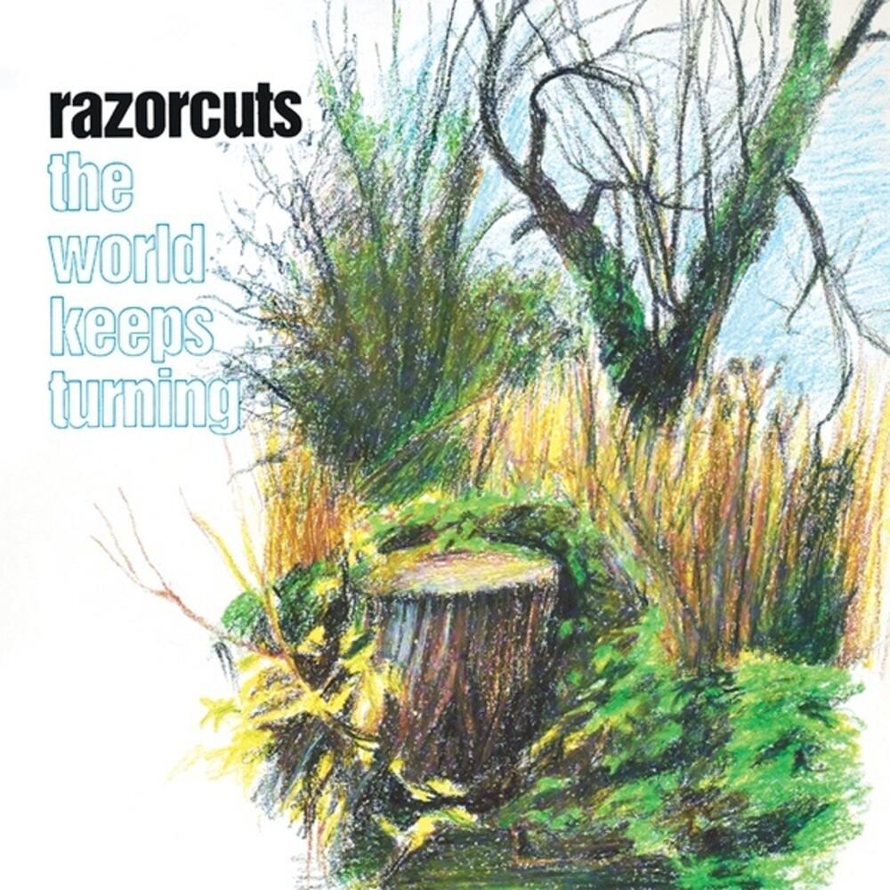 Razorcuts - World Keeps Turning (Aus)