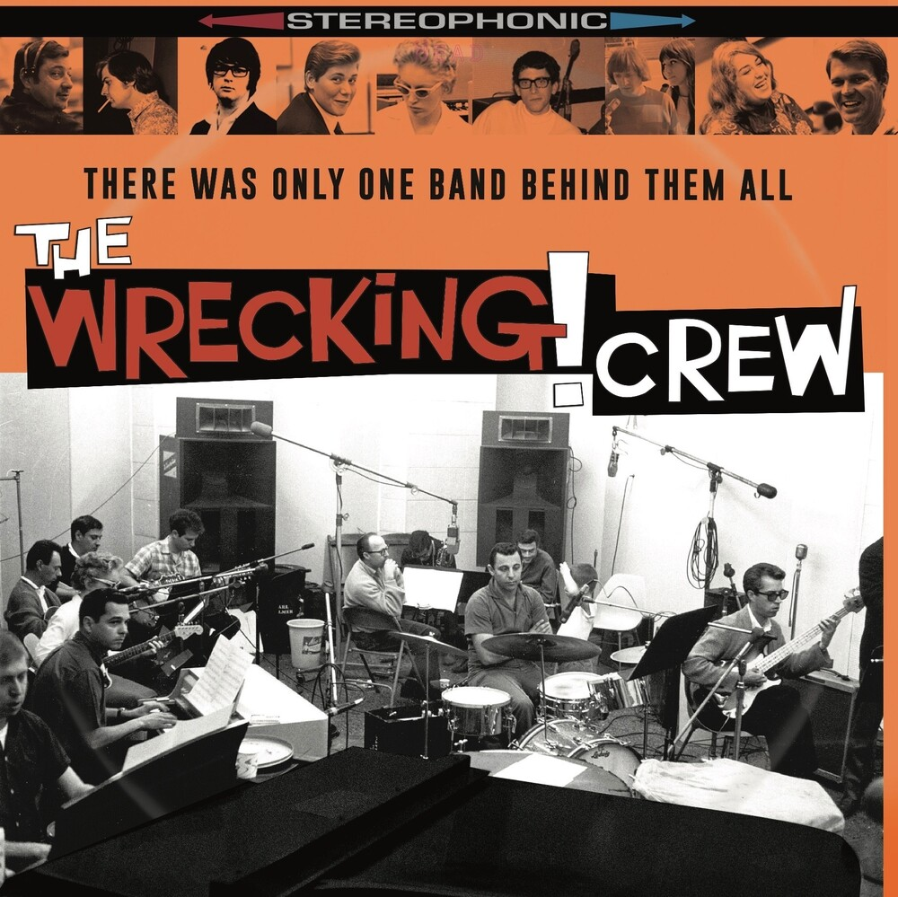 Wrecking Crew / Various Box - Wrecking Crew / Various (Box)