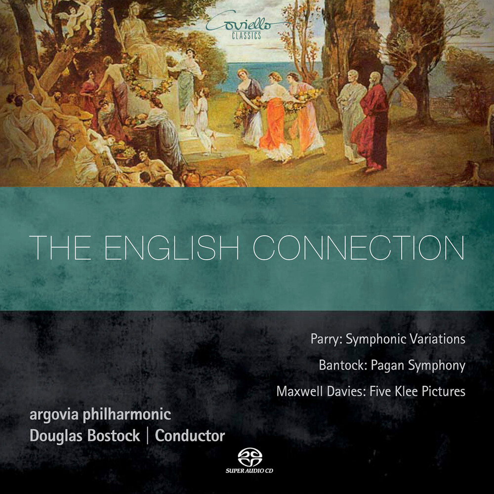 Bantock / Bostock / Argovia Philharmonic - English Connection (Hybr)