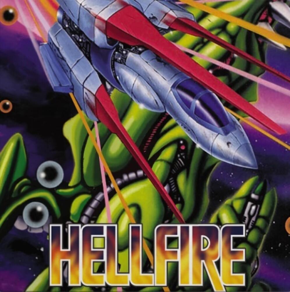 Hellfire / OST Blue Ogv - Hellfire / O.S.T. (Blue Vinyl) (Blue) [180 Gram]