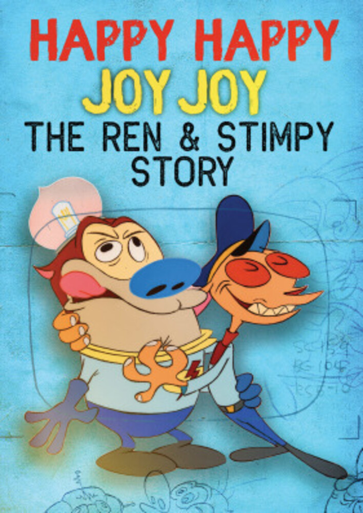 Kimo Easterwood - Happy Happy Joy Joy: The Ren & Stimpy Story