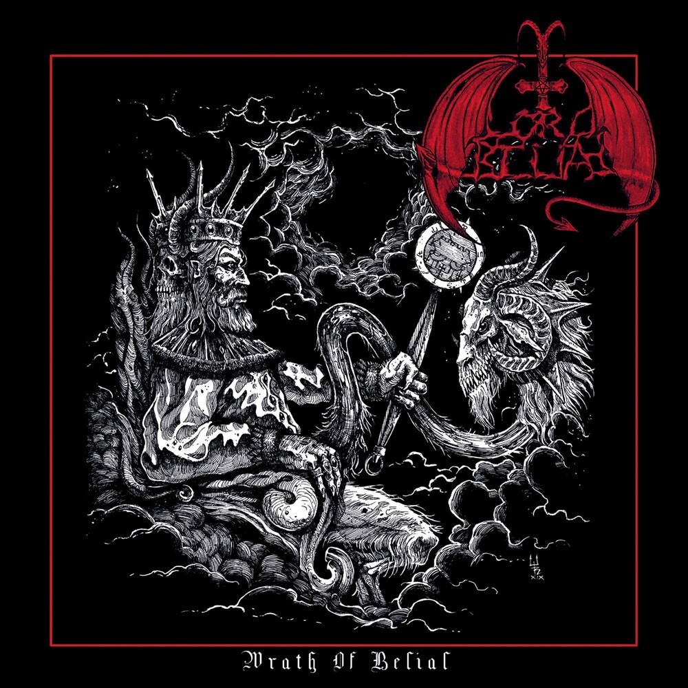 Lord Belial - Wrath Of Belial