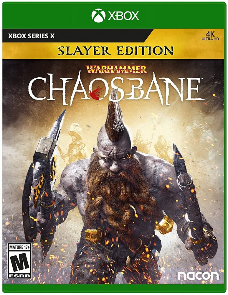 Xbx Warhammer: Chaosbane - Slayer Edition - Warhammer: Chaosbane - Slayer Edition for Xbox Series X