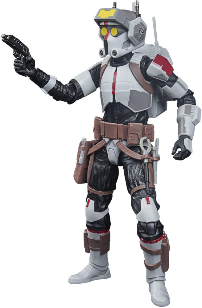 SW Bl Connecticut - Hasbro Collectibles - Star Wars The Bad Batch Black Series Tech