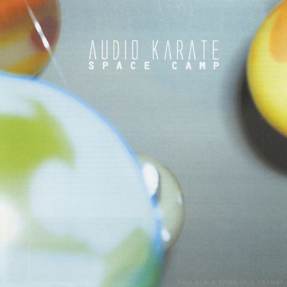 Audio Karate - Space Camp (Crystal Clear Vinyl) (Cvnl)